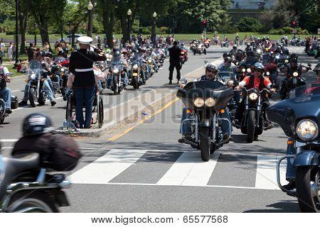 Veterans Ride