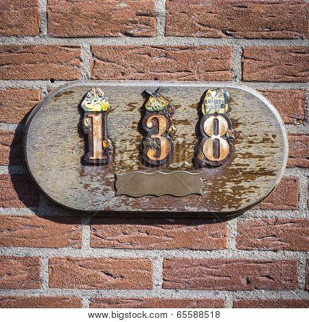 Number 138