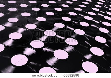 Music - Vinyl records collection