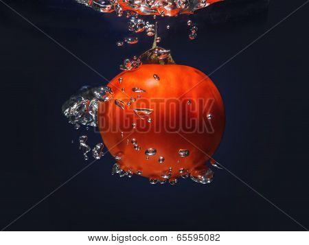 tomato splash