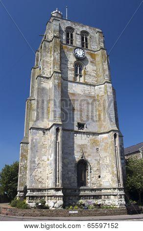 St Michael's Church, Beccles, Suffolk, England