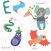 foto of card-making  - Alphabet design in a colorful style - JPG