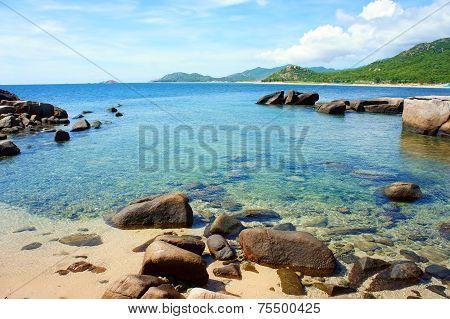 Vietnamese Beach, Vietnam Ecotourism