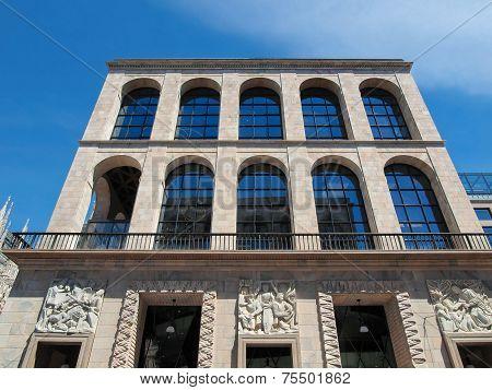 Arengario, Milan