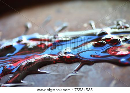 Glossy Paint Textures
