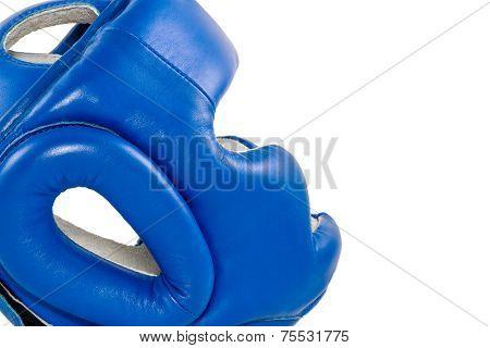 Helmet Boxer Closeup