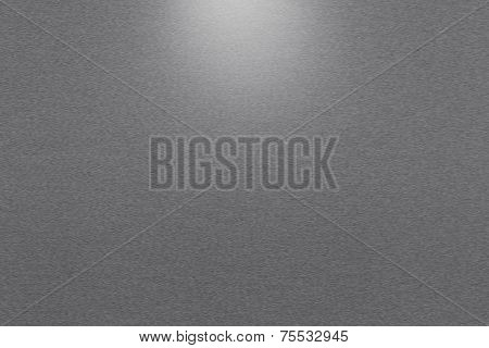 Pattern Of Silver Metal Background