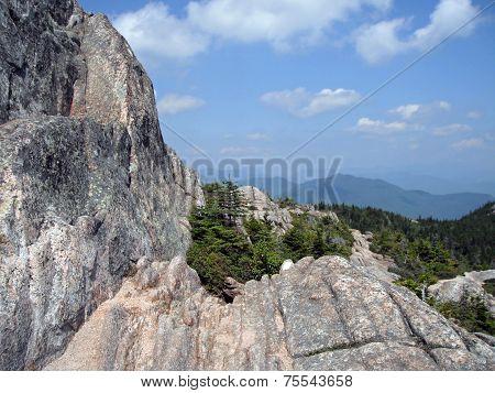 Mt Chocorua summit