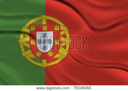 Amazing Flag of Portugal