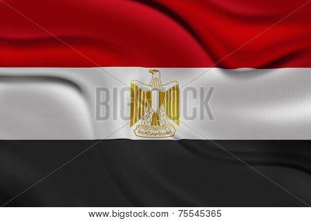 Amazing Flag of Egypt
