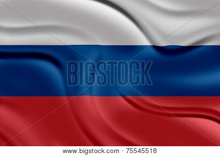 Amazing Flag of Russia
