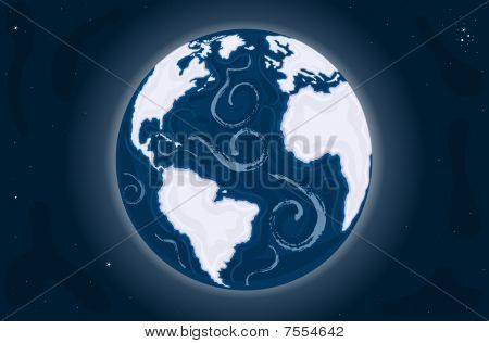 Earth - The Blue Marble