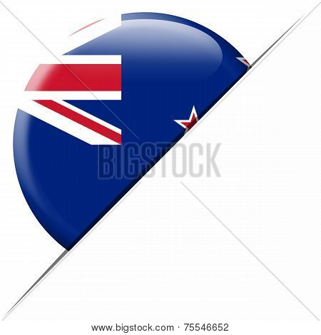 New Zealand pocket flag