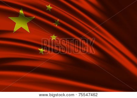 Amazing Flag of China