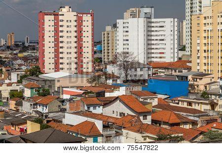 Landscape in Sao Paulo , Brazil