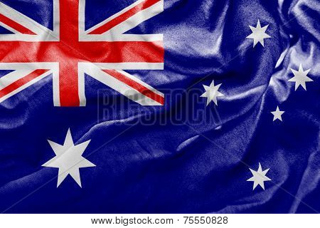 Amazing Flag of Australia, Oceania