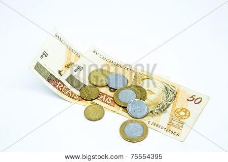 Brazilian money ( Reais )