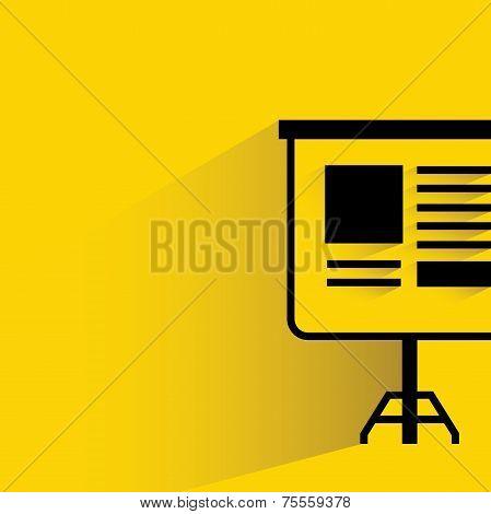 projector slide
