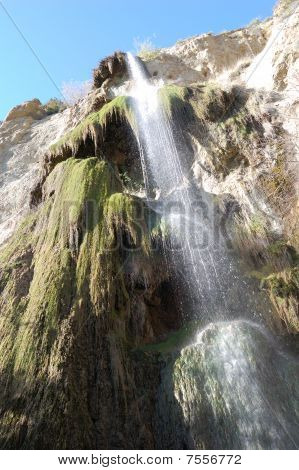 Waterfall, Escondido Falls