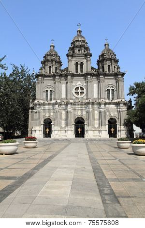 Beijing cathedral