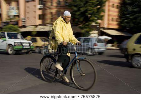 Moraccan Biker
