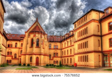 Archbishop's Seminary In Zagreb - Croatia