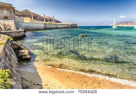 Island Of Favignana, Aegadian Islands, Sicily