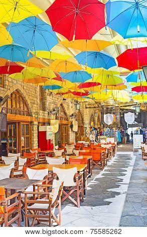 The Cozy Cafes