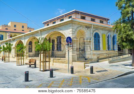 The Mediterranean Architecture