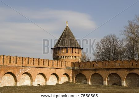 Kremlin In Tula