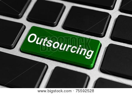 Outsourcing Button On Keyboard