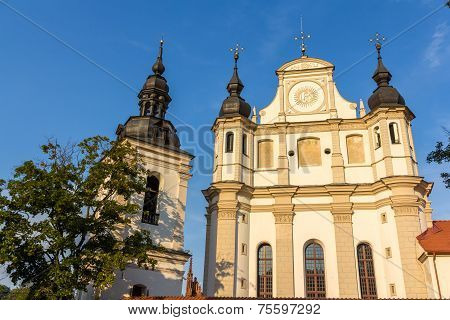 Church Of St. Michael The Archangel In Vilnius, Lithuania