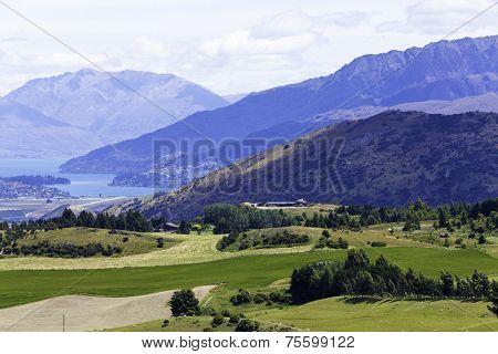 Queenstown Valley, New Zealand