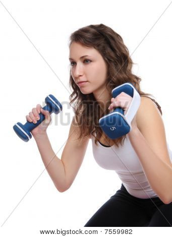 Fitness Exercise Woman