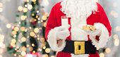 stock photo of christmas claus  - christmas - JPG