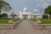 pic of municipal  - The Town Hall of Colombo is the headquarters of the Colombo Municipal Council and the office of the Mayor of Colombo - JPG