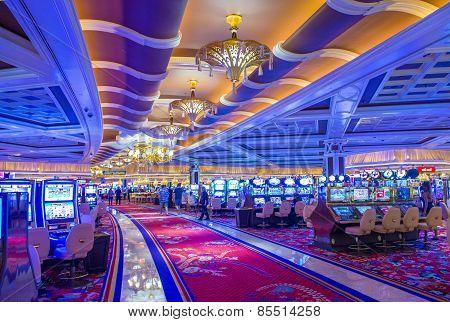 Las Vegas Wynn Hotel