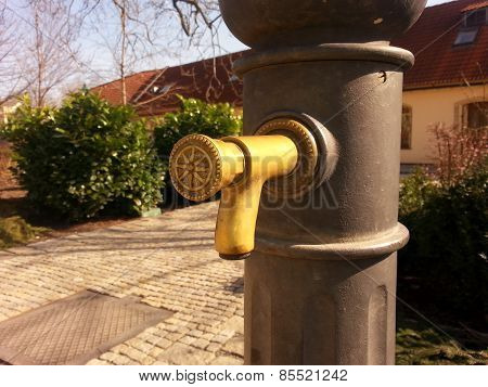 Water pump - detail