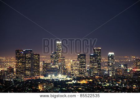 Downtown Los Angeles Usa