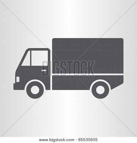 Commercial transport icon