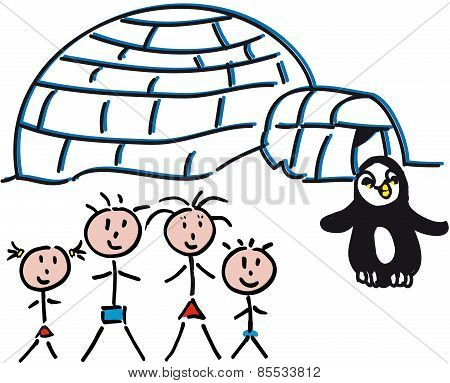 Family Igloo