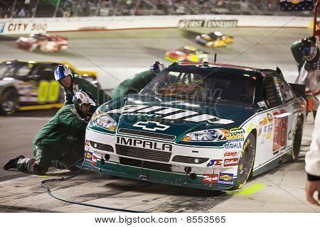 NASCAR: Aug 21 Werkzeuge Irwin Nachtrennen