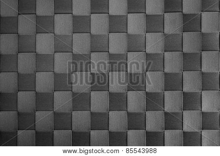 Checker pattern background.