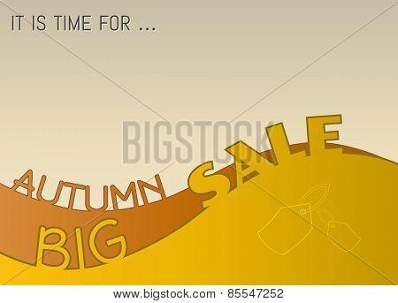 Autumn Big Sale