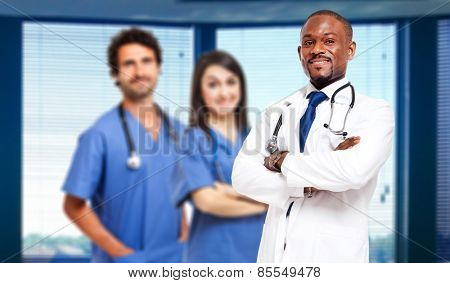 Multiethinc medical team