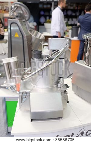 image of a food industry equipment