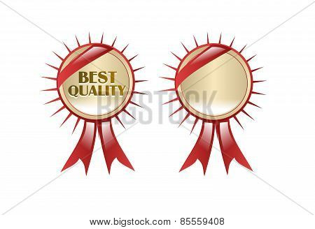 Two Rosettes