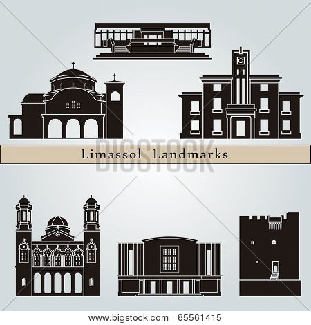 Limassol Landmarks And Monuments