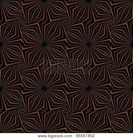 Tribal Geometric Vintage Pattern