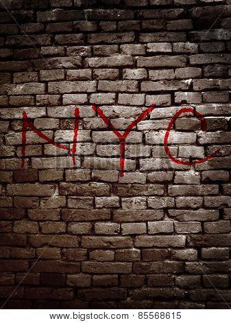 Nyc Wall